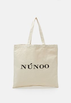 Núnoo - SHOPPER - Shopping bag - white
