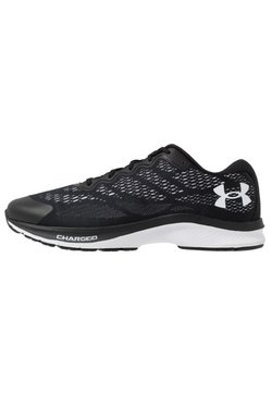 Under Armour - CHARGED BANDIT 6 - Hardloopschoenen neutraal - black/white