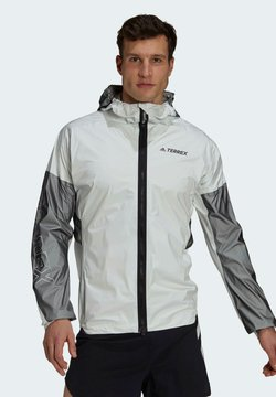 adidas Performance - TERREX AGRAVIC PRO TRAIL - Training jacket - white