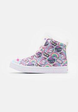 Skechers - TWI-LITES - Sneaker high - pink/multicolor