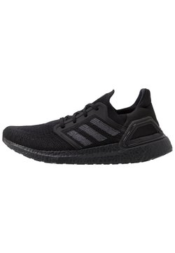 adidas Performance - ULTRABOOST 20 PRIMEKNIT RUNNING SHOES - Laufschuh Neutral - core black/solar red