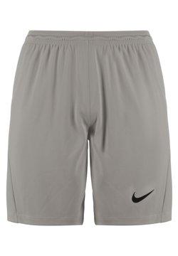 Nike Performance - DRY PARK III - kurze Sporthose - pewter grey / black