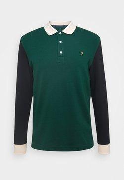 Farah - HEARSALL - Poloshirt - emerald green
