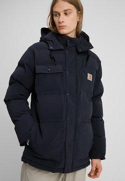 Carhartt WIP - ALPINE COAT - Winterjacke - dark navy/hamilton brown