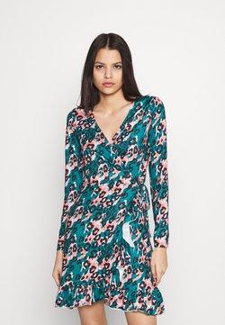 Vila - VILINDA DRESS - Jerseykleid - eden