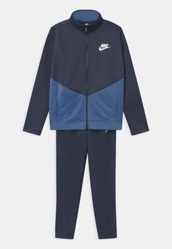 Nike Sportswear - CORE SET - Survêtement - midnight navy/mountain blue/white