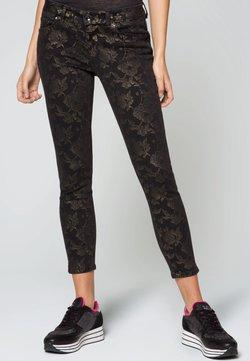 Soccx - Jeans Slim Fit - black