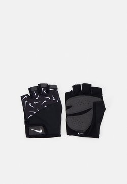 Nike Performance - WOMENS GYM ELEMENTAL FITNESS GLOVES - Torghandskar - black/white