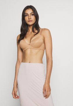 Marks & Spencer London - SYNTHETIC - Soutien-gorge invisible - cinnamon