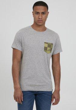 Blend - AMILO - T-shirts print - stone mix