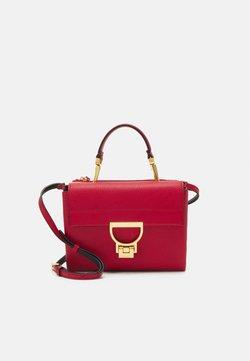Coccinelle - ARLETTIS - Borsa a mano - ruby