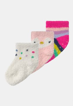 GAP - 3 PACK UNISEX - Sokken - misty rose