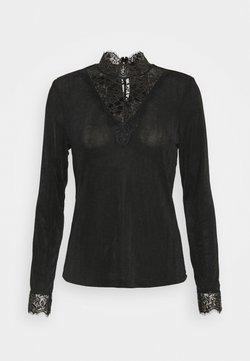 Vero Moda - VMKAKO - Maglietta a manica lunga - black