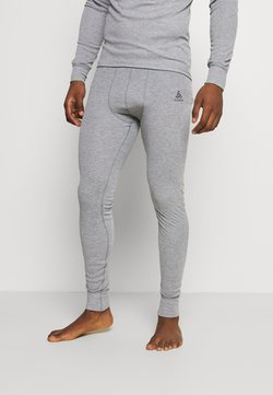 ODLO - ACTIVE WARM ECO BOTTOM LONG - Calzoncillo largo - grey melange