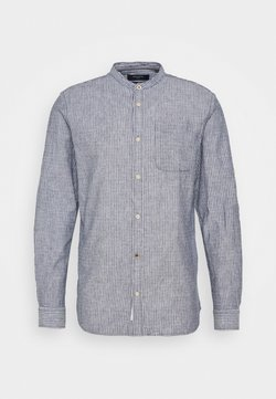 Jack & Jones - JPRBLUSUMMER DOBBY BAND  - Koszula - navy blazer