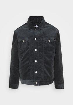 Edwin - TRUCKER JACKET - Light jacket - ebony