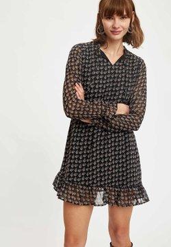 DeFacto - Korte jurk - black