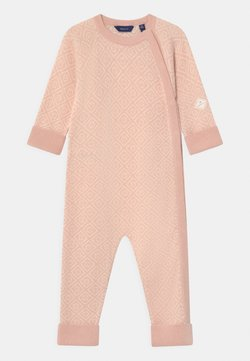 GANT - ICON COVERALL - Jumpsuit - crystal pink