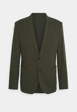 HUGO - AERO - Blazer jacket - dark green