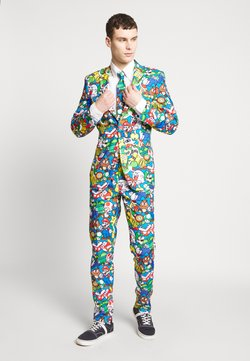 OppoSuits - SUPER MARIO - Costume - multi-coloured