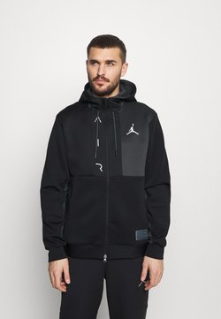 Jordan - AIR - Trainingsjacke - black/dark smoke grey