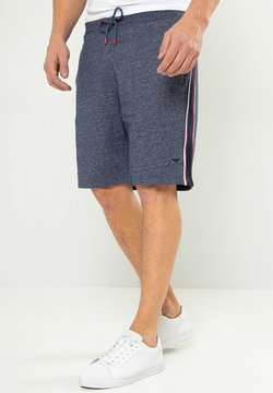 Threadbare - Shorts - blau