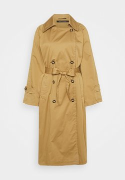 Marc O'Polo - FLUENT LINED CONTAST STITCHINGS - Trenchcoat - sand