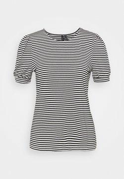 Vero Moda Tall - VMKATE - T-Shirt print - black/white