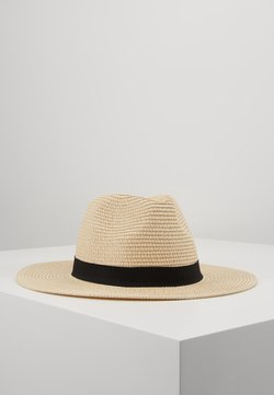 ALDO - MASYN - Cappello - light natural and black with gold