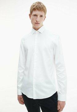 Calvin Klein - STRUCTURED - Businesshemd - white