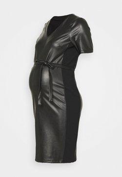 MAMALICIOUS - MLKEYLA DRESS - Robe fourreau - black