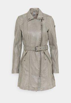 Gipsy - DENNA - Halflange jas - grey
