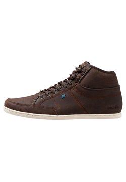 Boxfresh - SWAPP - Sneakers hoog - bitter choc