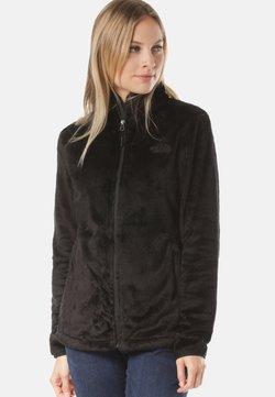 The North Face - Fleece jacket - black