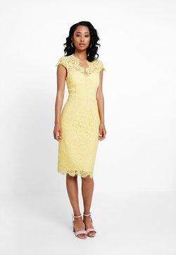 IVY & OAK - DRESS - Cocktailkleid/festliches Kleid - sunshine yellow