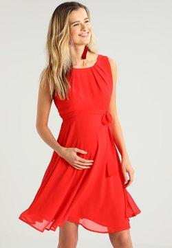 Pietro Brunelli - TAMIGI - Vestido informal - tulip red