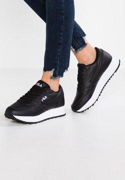 Fila - ORBIT ZEPPA - Sneakers laag - black