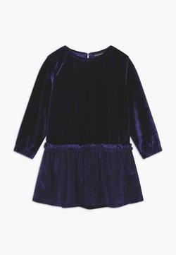 Lemon Beret - SMALL GIRLS - Vestido de cóctel - navy blazer