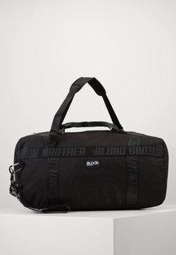 Blood Brother - TRACK GYM BAG IN - Sporttasche - black