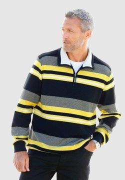 Roger Kent - Sweatshirt - marineblau,gelb