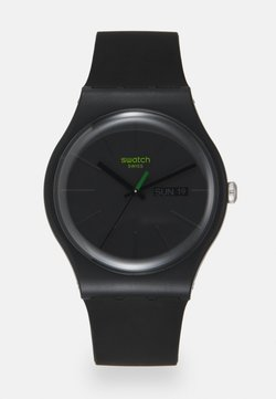 Swatch - NEUZEIT - Montre - solid black