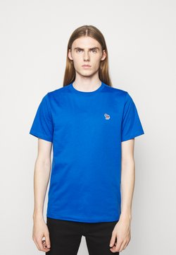 PS Paul Smith - MENS ZEBRA - T-Shirt basic - royal