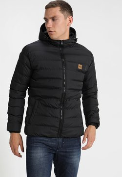 Urban Classics - BASIC BUBBLE JACKET - Winterjas - black