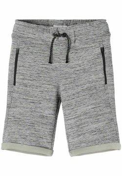Name it - NKMSCOTTT  - Shorts - grey melange