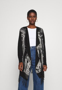 Desigual - OSLO - Strickjacke - black