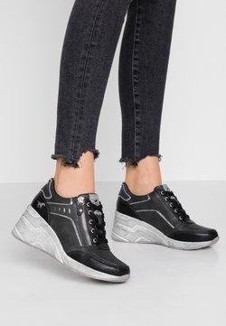 Mustang - Sneakers - schwarz