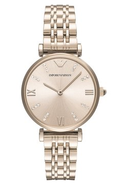 Emporio Armani - Uhr - pastelrosé-coloured