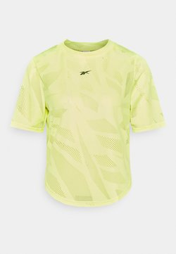 Reebok - TEE - T-Shirt basic - energy glow