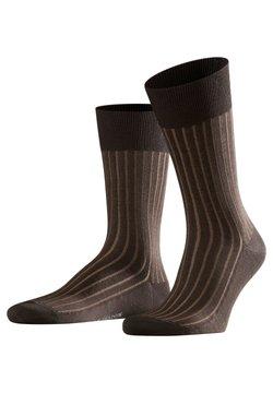 FALKE - SHADOW - Socken - brown