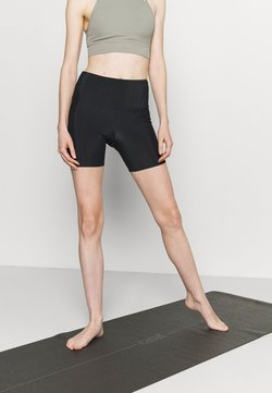 Onzie - BIKE SHORT - Tights - black
